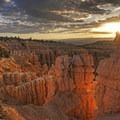 Bryce Canyon features the late Cretaceous to the early Cenozoic Periods, dating it between 150 and 70 million years old.- History in Stone: Basic Geology of the Colorado Plateau