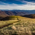 Max Patch.- Stunning Fall Adventures in the Central Appalachians