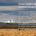 Three Sisters Wilderness in Oregon.- Nifty, Nifty, Look Who's Fifty