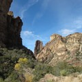 Tonto National Forest.- Seven Largest National Forests