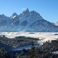 Grand Teton National Park.- 15 National Parks To Visit This Winter