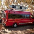 Winnebago Travato. Photo courtesy of Winnebago.- The Best Camper Vans + Trailers