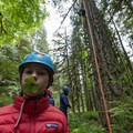 New adventures are delicious!- Growing Up Inside A Douglas Fir