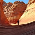 Exploring The Wave in Zion.- Meet Brent Uhrig, March's Contributor of the Month