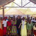 When she's not playing and hustling in the mountains, you can find Jen in Africa. Here's she's with the women of Zawadisha, a social enterprise she founded. Find it at www.zawadisha.org. - Woman In The Wild: Jen Gurecki