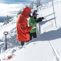 Photo by Michael Tobin.- The Backcountry Avalanche Beacon Check: A Check-Up from the Neck Up