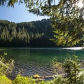 Bertha May Lake.- Best Camping Near Mount Rainier
