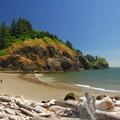 Waikiki Beach at Cape Disappointment State Park.- Washington's 20 Best Beaches