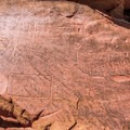 Vandalism in Capitol Reef National Park.- Minimize Your Impact with Leave No Trace