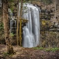The queen of Tennessee waterfalls, Virgin Falls. - 10 Must-Do Hikes Near Nashville, Tennessee