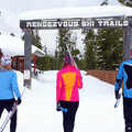 At Rendezvous Ski Trails, Nordic skiers can enjoy over 21 miles (35 km) of scenic groomed trails. Photo courtesy of West Yellowstone.- 3-Day Winter Adventure Itinerary for West Yellowstone