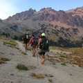 Goat Rocks Wilderness, Washington.- Solo Hiking the Pacific Crest Trail: The Gifts of Going Alone