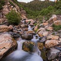 Stairs Gulch in Big Cottonwood Canyon.- Wasatch Waterfalls