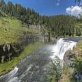 Upper Mesa Falls, Idaho.- How to Photograph Waterfalls