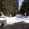 Blewett Pass Sno-Park.- Living deep and out of bounds on Washington's Blewett Pass