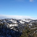 View of the Scotty Creek Valley from Wenatchee Ridge.- Living deep and out of bounds on Washington's Blewett Pass