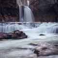 White River Falls.- Oregon's Best Winter Waterfalls