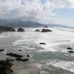 Cannon Beach, Northern Oregon Coast, Outdoor Project