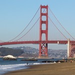 Baker Beach, California, Outdoor Project