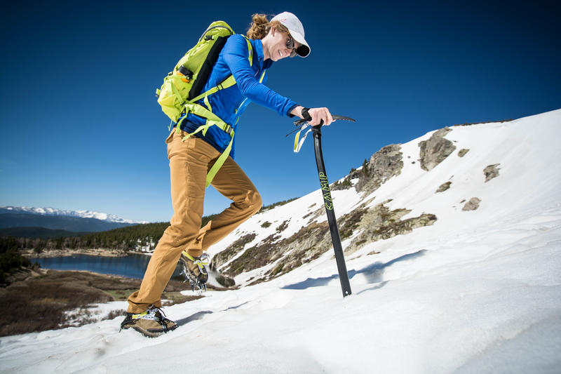 sports shoes 9fe94 bca3c Gear Review: C.A.M.P. Alpina Ice Axe | Outdoor Project